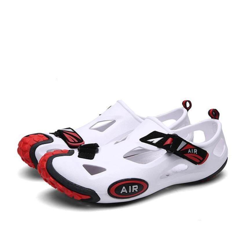 Musim Panas Air Sepatu Pria Luar Ruangan Sepatu Olahraga Non-Slip Sandal Naik Gunung Sepatu Gunung Khusus Di Air Memancing Sepatu Pantai Air Kasut Lelaki