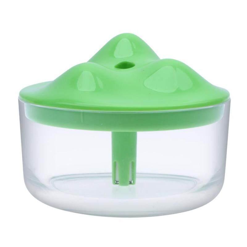 Creative Aroma Diffuser USB Ultrasonic Mini Aroma Oil Diffuser(Green) Singapore