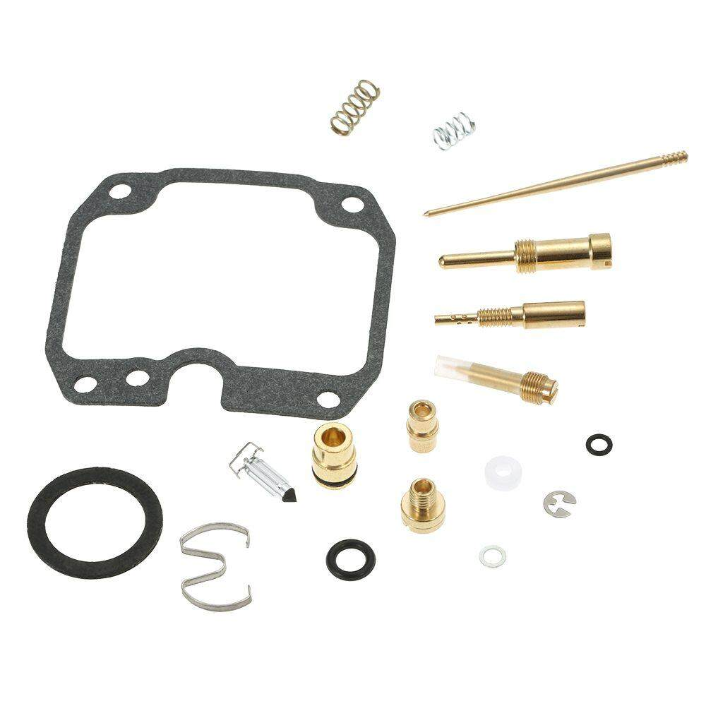 Burstore Carburetor Repair Kit for Kawasaki Bayou 220 1988-1998 Carb Rebuild Kit - intl