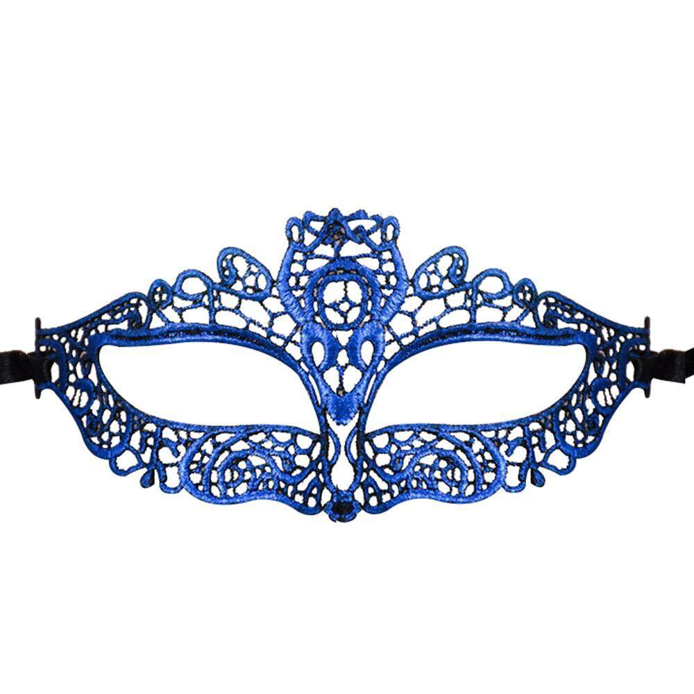 niceEshop Sexy Women Girls Ladies Eyemask For Venetian Mask Halloween Masquerade Mask Masquerade Carnival Halloween Party
