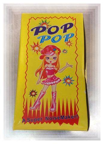 Pop Pop Snappers (50 Small Boxes 50pcs Pop) Ready Stock By Cyberian Store.