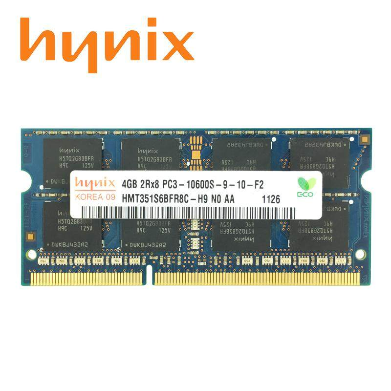 Hynix Ddr3 Ram 4 Gb 1333 Mhz Pc3-10600 Untuk Memori Laptop 1.5 V By Intelligent Electronics Store.