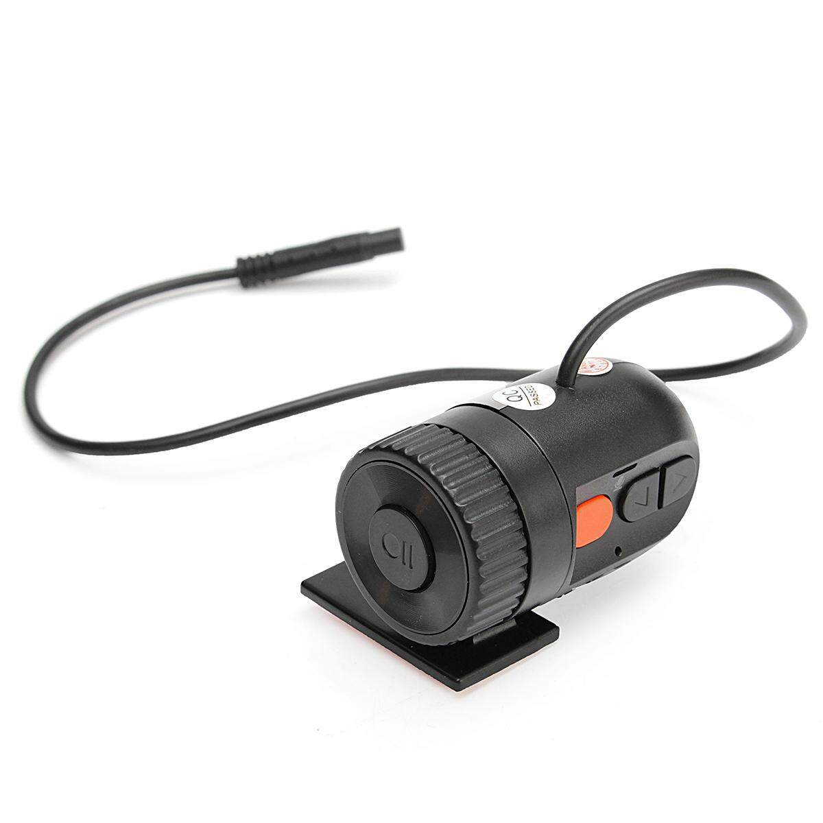 Hd Mini Car Dvr Video Recorder Hidden Dash Cam Vehicle Spy Camera Night Vision - Intl By Audew.