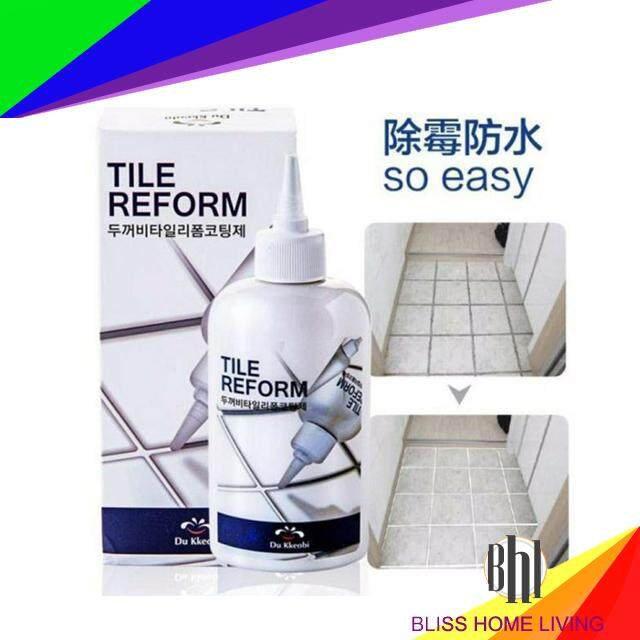 (Made in Korea)300ml Tile reform grouting fix waterproof anti-fungus floor tiles patching agent