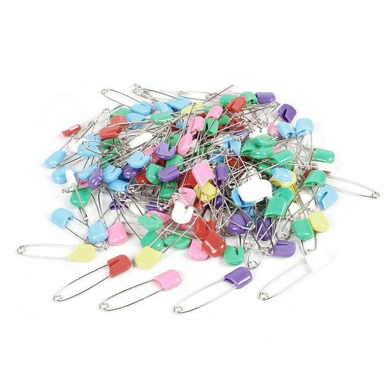 145 Pcs Plastic Locking Cloth Nappy Diaper Safety Pins Assorted Color By Sunshineyou.