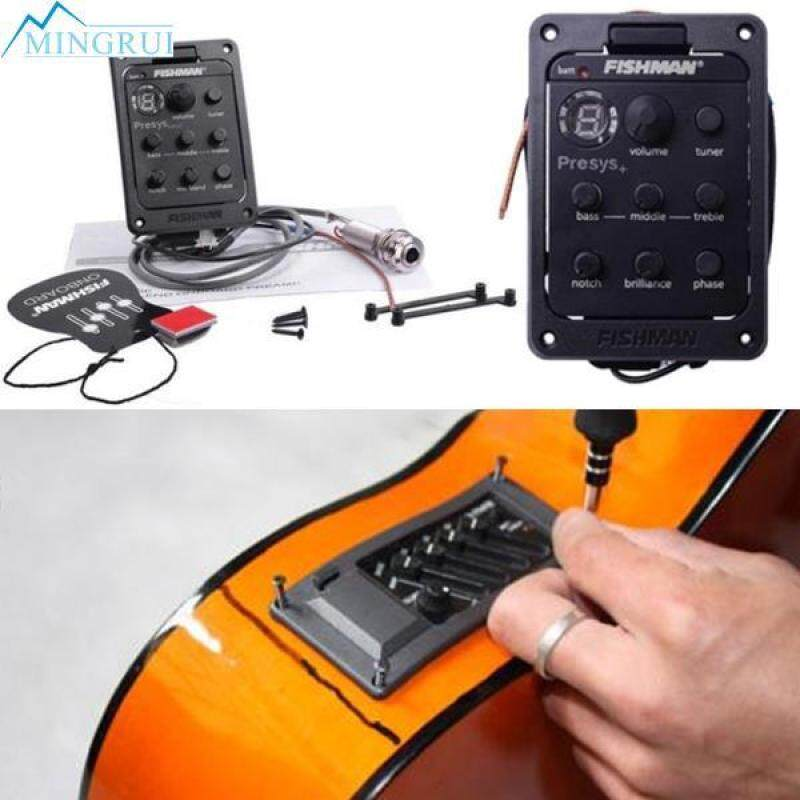 Fishman Presys Pickups Guitar 4 Sections Balance Musical Instrument Parts Board Malaysia