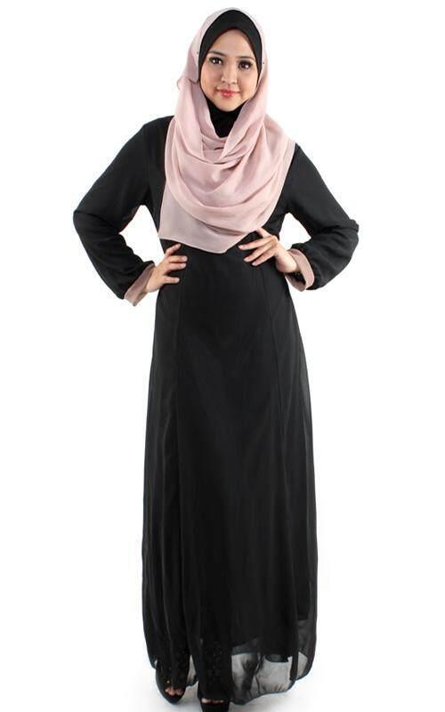 JF Fashion Long Chiffon Dress M331