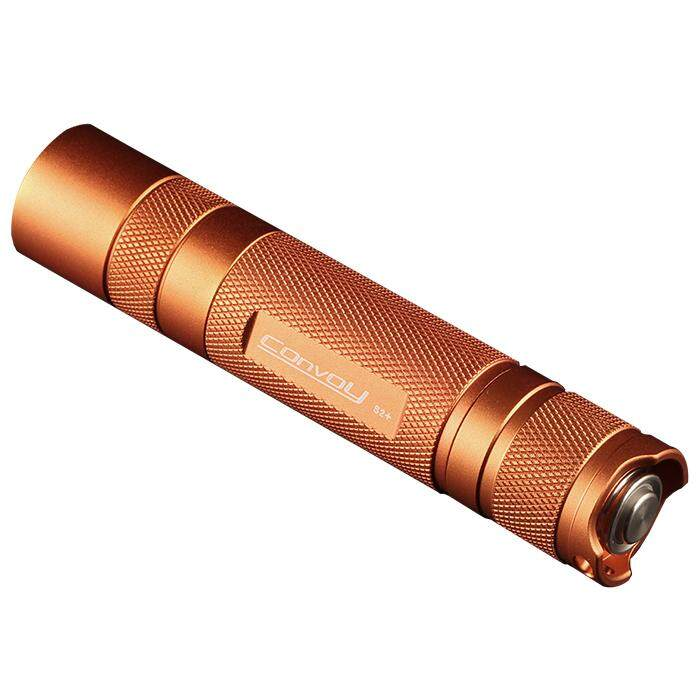 Convoy S2+ ML2 Portable LED Flashlight for Outdoor