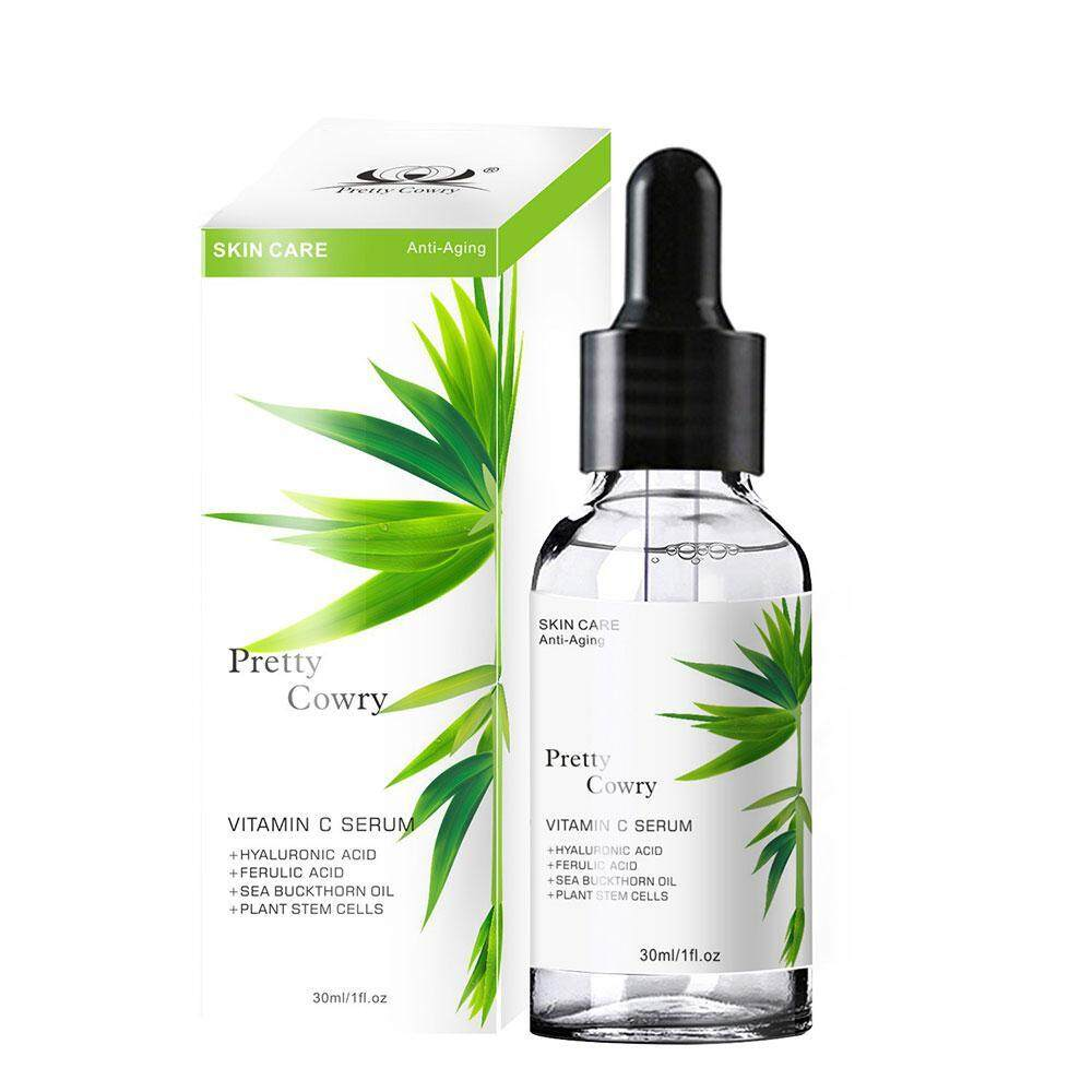Buy Sell Cheapest 30 Ml Anti Best Quality Product Deals Inez Aging Serum Aolvo Vitamin C For Face With Hyaluronic Acid Powerful Ageing