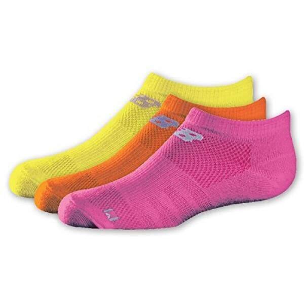 New Balance Unisex 3 Pack No Show Socks - intl