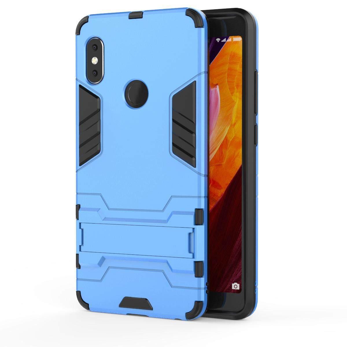 Hicase for XiaoMi Redmi Note 5 (5.99inch) Detachable 2 in 1 Hybrid Armor