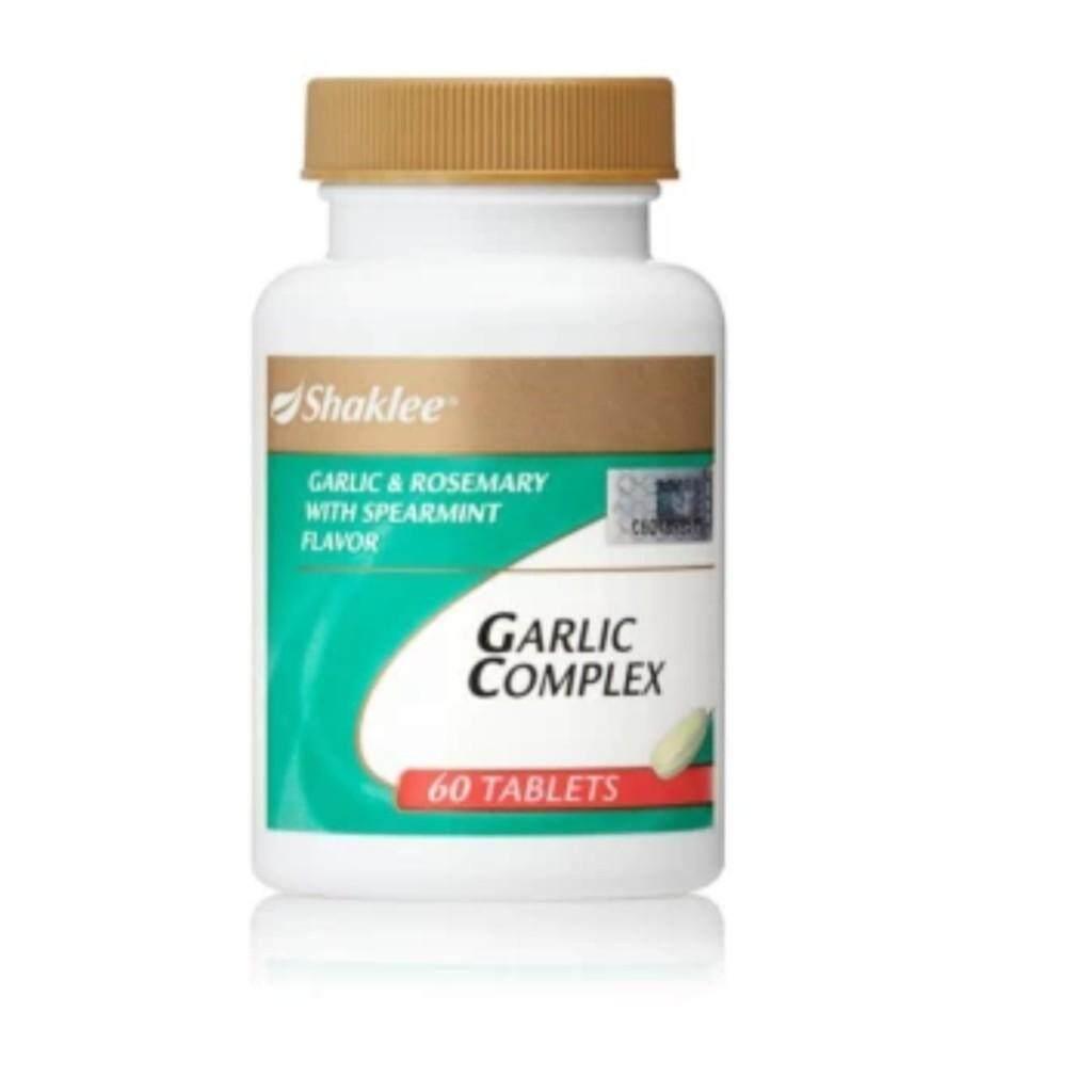shaklee garlic complex (60 tablets) (original)