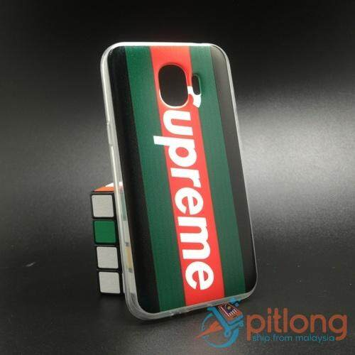 Fitur Samsung J2 Pro J250 Cartoon Soft Tpu Silicon Back Cover Phone