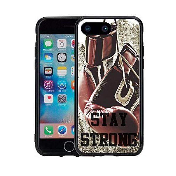 Smartphone Cases Stay Strong Boxing Gloves For Iphone 7 Plus (2016) & Iphone 8 Plus (2017) (5.5) Case Cover By Atomic Market - intl