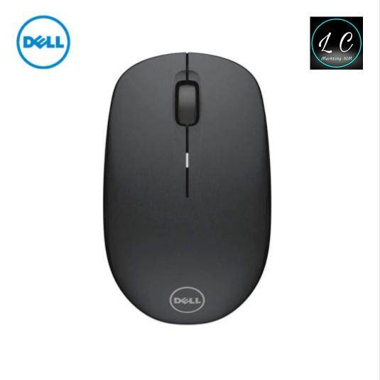 DELL WM126 1000DPI Wireless Mouse Game Laptop PC wireless mouse (Black) Malaysia