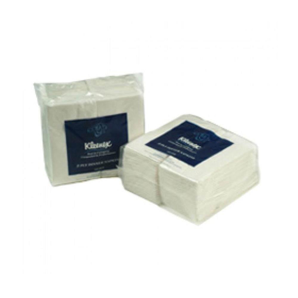 KLEENEX 2-Ply Luncheon Napkin (Plain) - 1/8 Fold x 125sheets