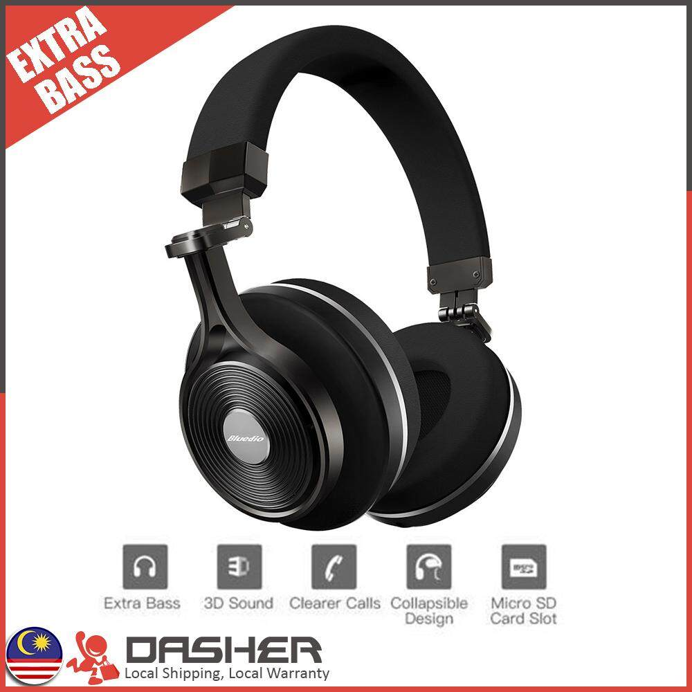 08287ee1f47 Bluedio T3 Wireless Bluetooth Headphones with Micro Bluetooth 4.1 Headphones  Malaysia