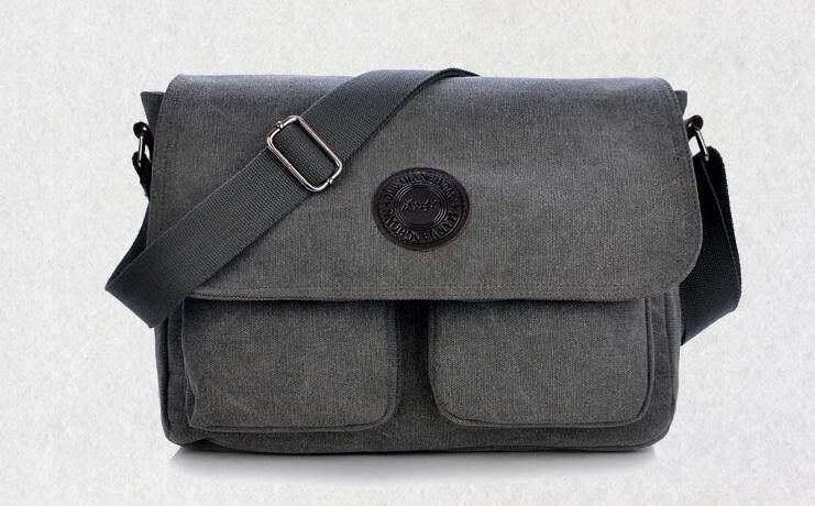 Stylish Canvas Bag/Messenger Bag/Sling Bag/Shoulder Bag/Satchel Bag