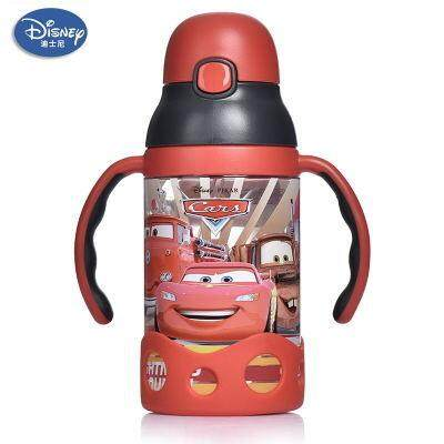 Disney Children Double Handles Straw Cup