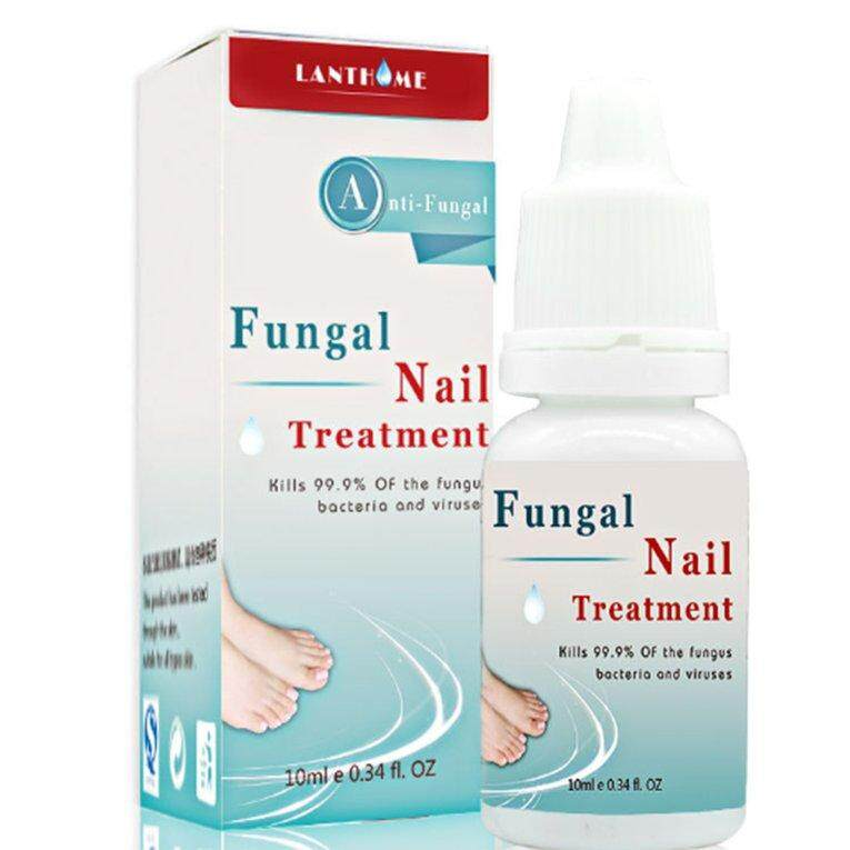 Chunnuan 100% Plant Extracts Feet Care Nail Treatment Liquid Fungal Ringworm Removal - intl