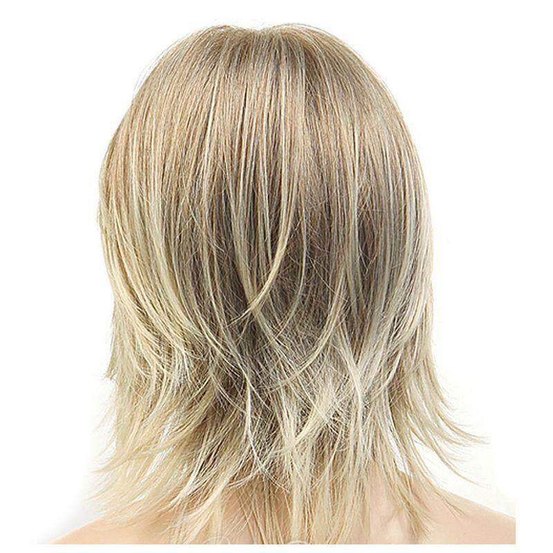 Features Korean Style Mens Wig Fashion Short Hair Headgear Light