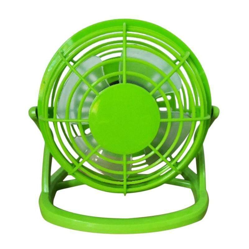 Bảng giá 4-Inch Mini Portable USB Plastic Fan Handheld Desk 4 Blades Cooling Fan Phong Vũ