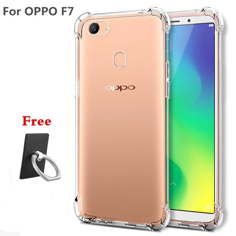 MYR 17. For OPPO F7 Casing Clear Phone Case Cellphone Cover PhonecaseMYR17