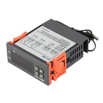 Harga preferensial Elec STC-1000 Dua Relay Output Digital Pengatur Suhu Thermostat dengan Sensor beli sekarang - Hanya Rp108.720