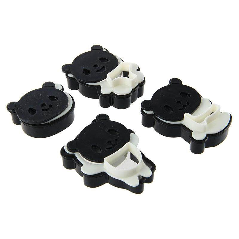Cute Panda Cookie Biscuit Cheese Cutter Mold By Superbuy888.