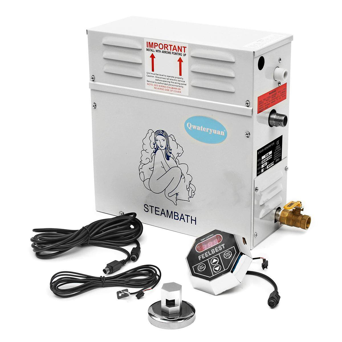 Heaters For Sale Heater Appliances Prices Brands Review In Temperature Control Circuit Refrigerators Free Electronic 220v 45kw Steam Generator Sauna Bath Home Spa Shower Steamer St 135m Controller