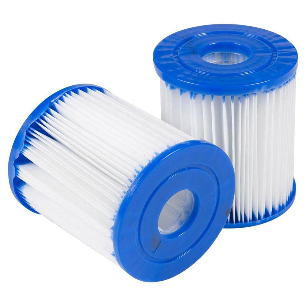 5 Pcs untuk Bestway Kartrij Filter Pengganti Pompa Kolam Renang Mudah Diatur