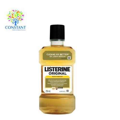 Listerine Original 250ml