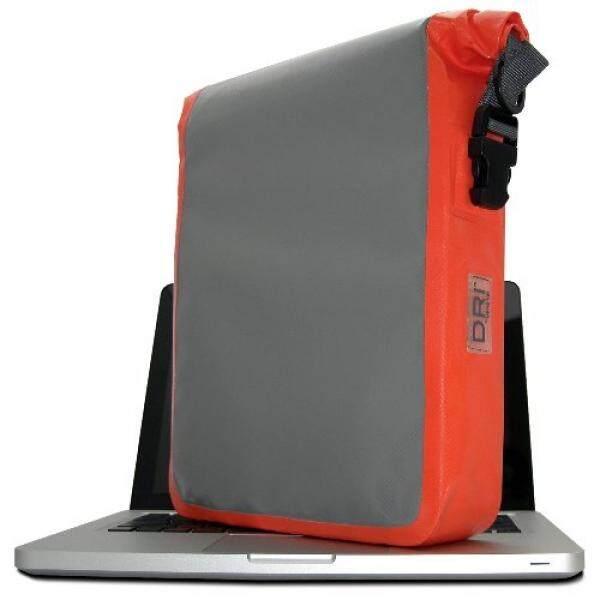 Laptop Lengan Kena Kai DRI Tahan Air 13.3. Notebook Lengan Komputer, Grey/Orange, Satu Ukuran-Intl