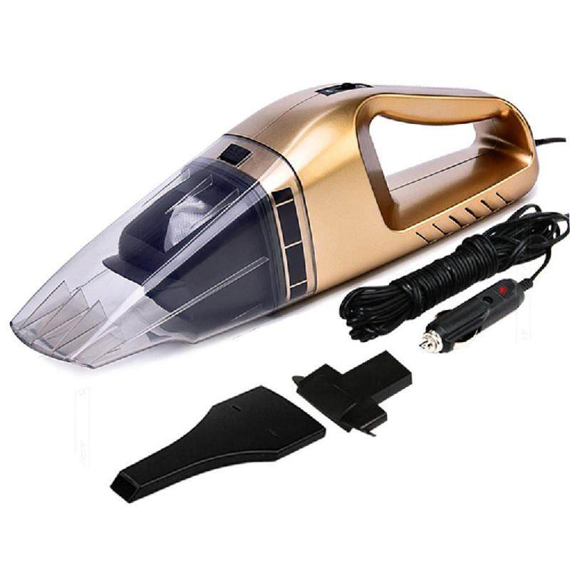 Portable Car Vacuum Cleaner Lightweight Wet And Dry Dual Use Super Suction 100w High Power Vaccum Cleaner 12v Line Length 5 M