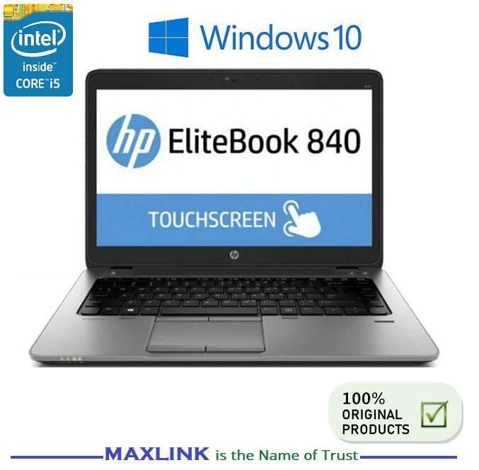 HP Elite Book 840 G1 Core I5 4GB / 500GB TOUCH SCREEN GRADE A REFURBISHED (Warranty 6 Month) Malaysia
