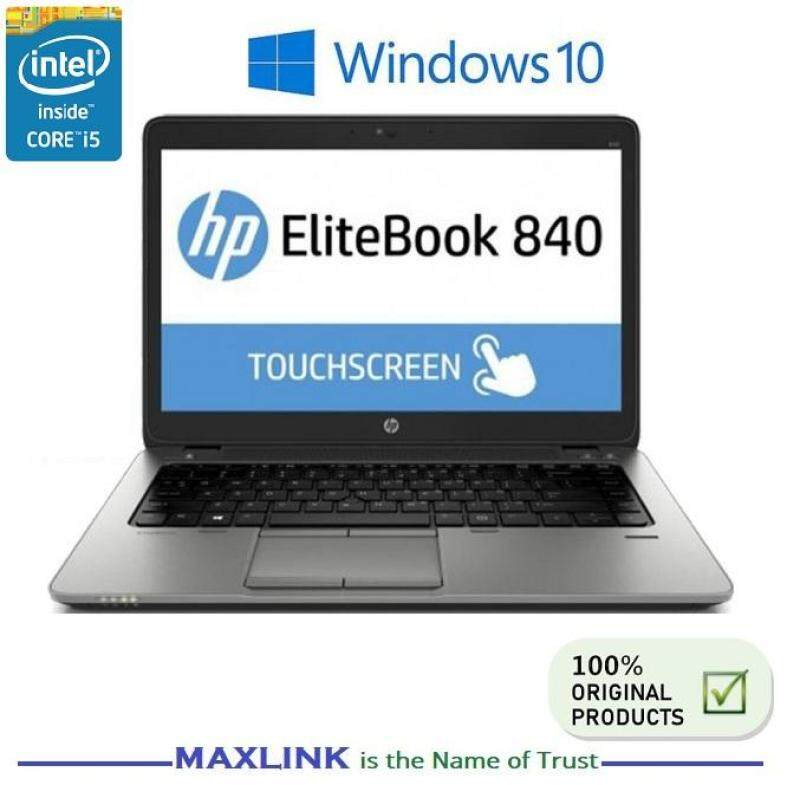 HP Elite Book 840 G1 Core I5 4GB / 500GB TOUCH SCREEN GRADE A REFURBISHED (Warranty 6 Month) Malaysia
