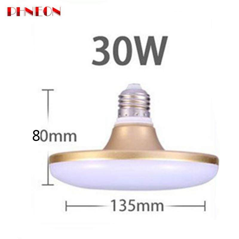 PHNEON High Power E27 Led Light Bulb 20w 30w 50w 60w Bombilla Led Lamp E27 220v Spotlight Lampada Bulb Leds Light For Home Cold White (2pcs) - intl