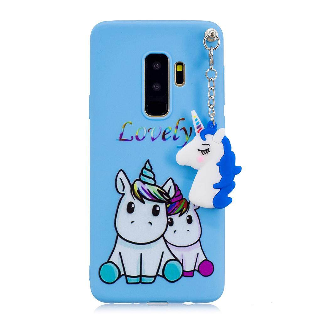 AS Beauty Phone Case for Samsung Galaxy S9 Plus Back Case Ultra Slim Fit Soft TPU