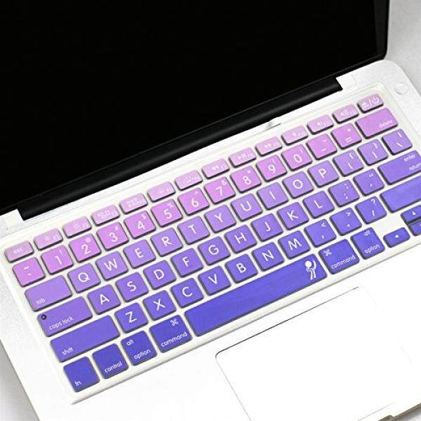 26f996edcba ProElife Silicone Big Letter Keyboard Cover Skin for MacBook Pro 13 15 17  MacBook Air 13