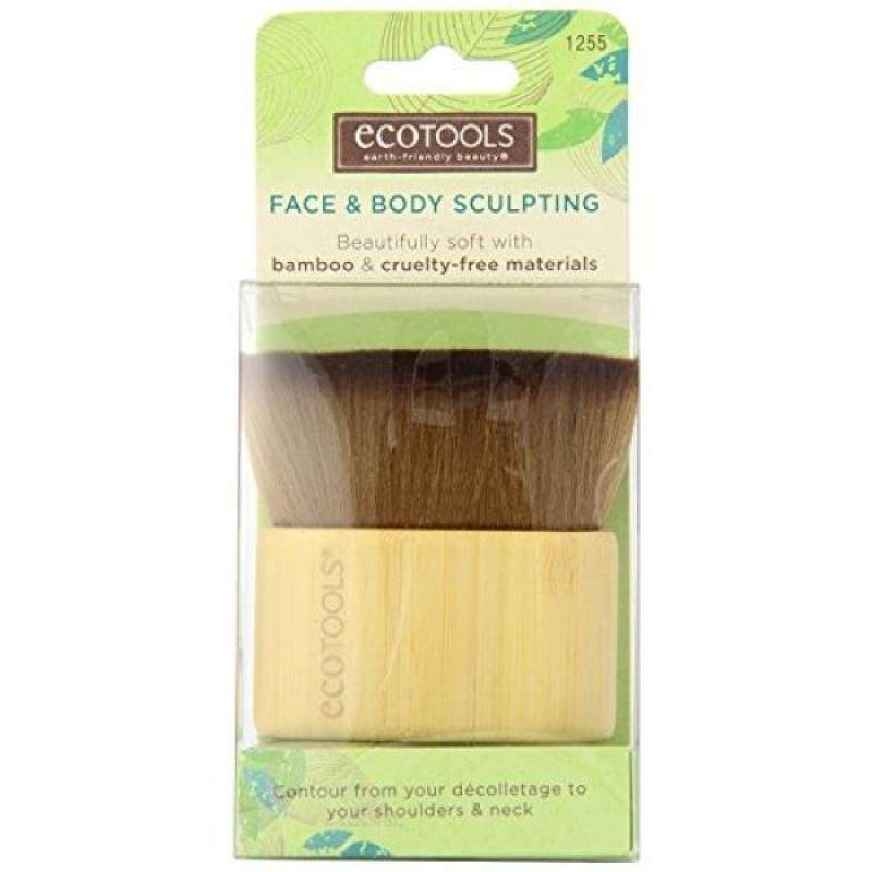Buy EcoTools Face and Body Sculpting Brush, 3.73 Ounce - intl Singapore