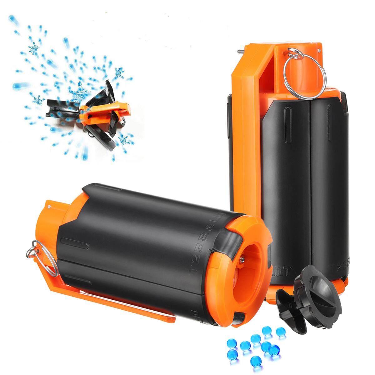 Hình ảnh Toy Gel Ball Blaster Grenade Can Launch Water Bullet Ammo Outdoor Fun BOOM !