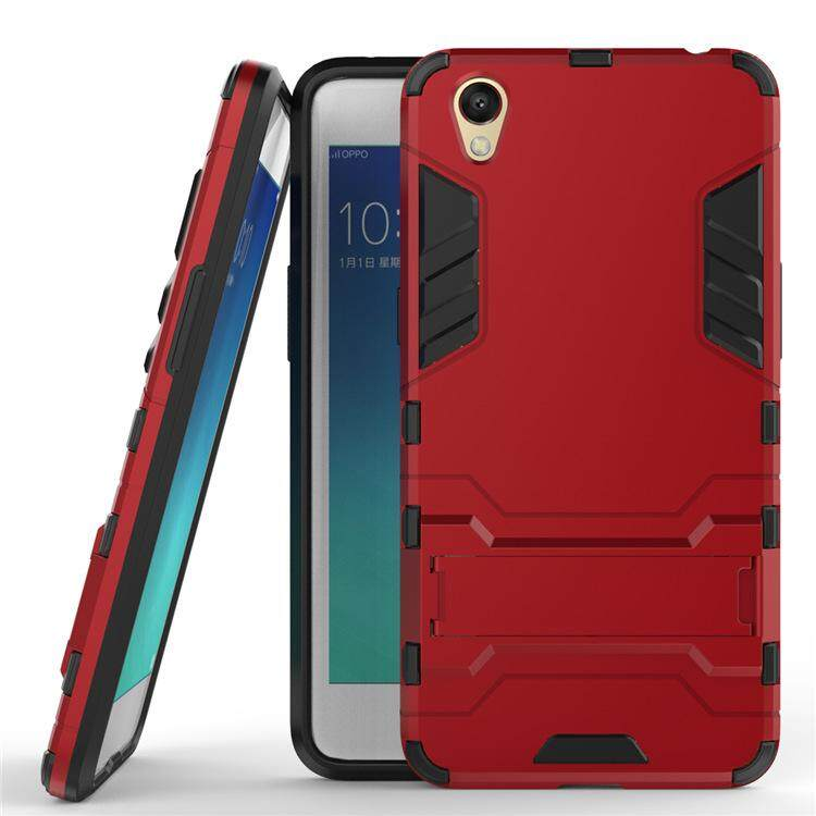 Mofi Protective Hard Back Cover Case For Oppo F1 Plus Black Intl ... - THB 270. Source. ' TPU and PC 2 in 1 phone Case cover with Kickstand Rugged Armor ...