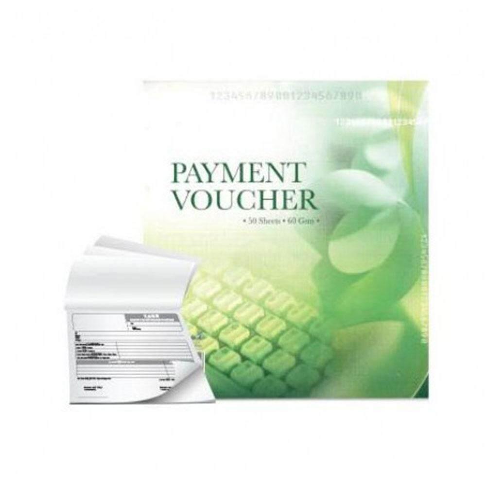 Payment Voucher 50\'s (PV5477)
