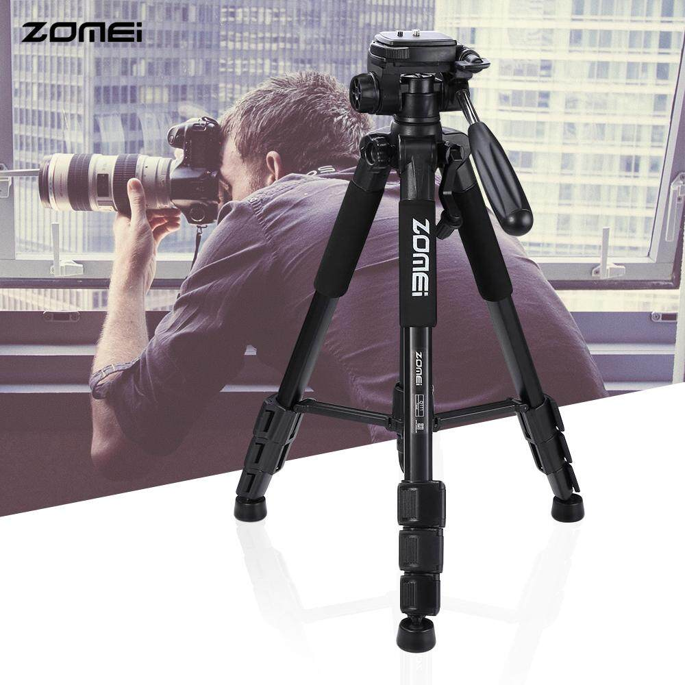 Top Quality Zomei Q111 56 inch Lightweight Aluminum Tripod with Bag Available in Black, Red
