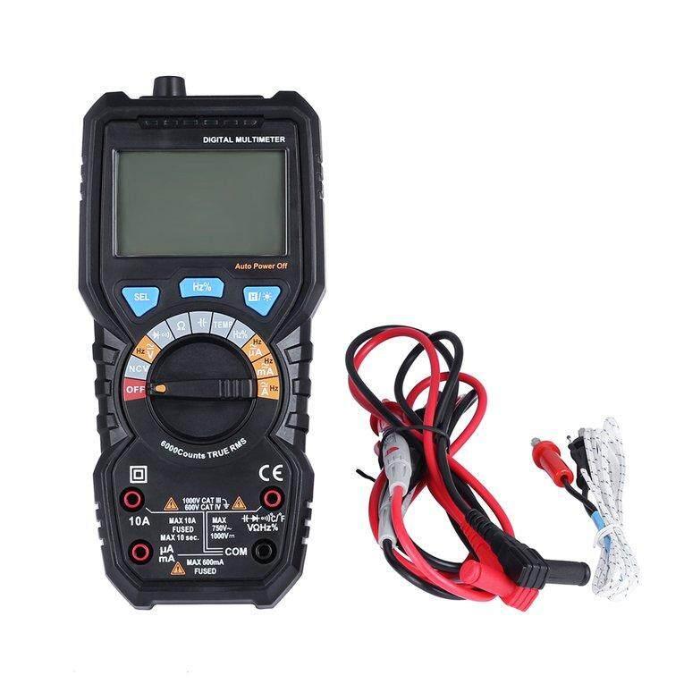 OSMAN BSIDE ADM08P LCD Display Electric Handheld Tester Digital Multimeter Ammeter