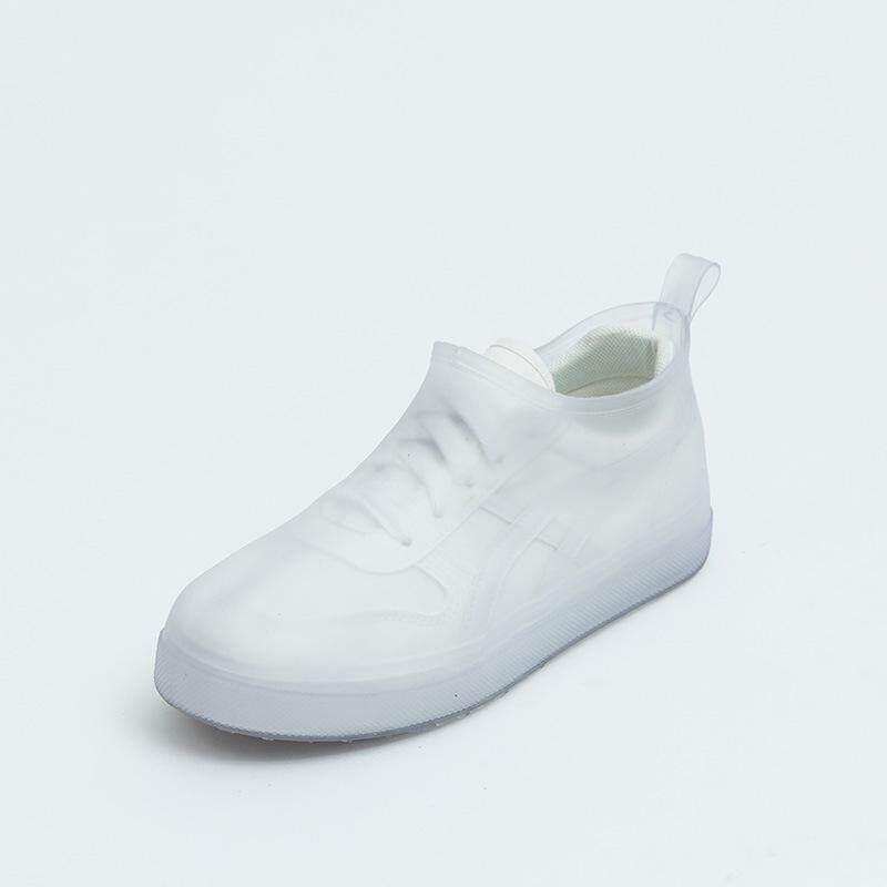TF Pria dan Wanita dan Anak-anak PVC Sepatu Lengan Non-Slip Bot Hujan