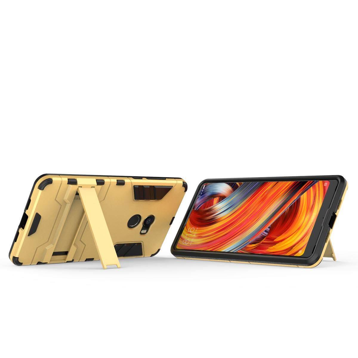 ... Duge case for Xiaomi Mi Mix 2 Built-in Kickstand Hybrid Armor Case Detachable 2 ...