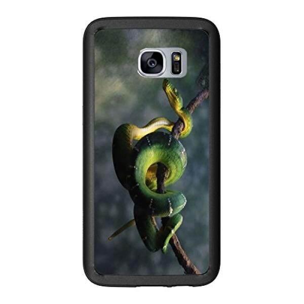 Smartphone Case S Ular Di Pohon untuk Samsung Galaxy S7 G930 Case Cover Atom Pasar-Intl
