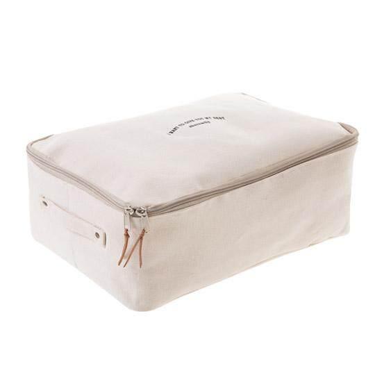 Jujiajia fabric clothing storage bag D0788