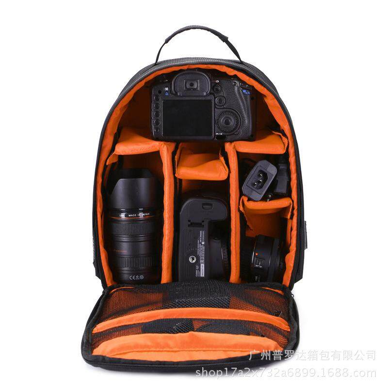 2017 New Type Single Lens Reflex Camera Bag Waterproof Scratch Resistant Wearable Outdoor Shoulder Photo Bag Digital Small Backpack Xjb